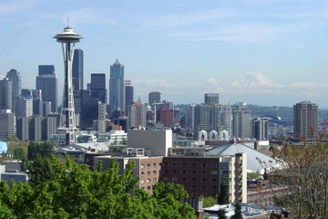 Tour des principaux monuments de Seattle