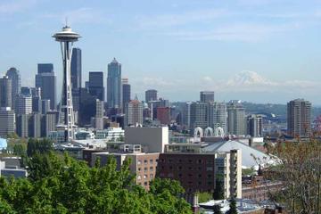 Tour panoramico delle attrazioni di Seattle