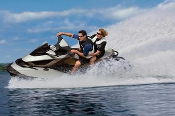 Excursión en moto de agua a English...