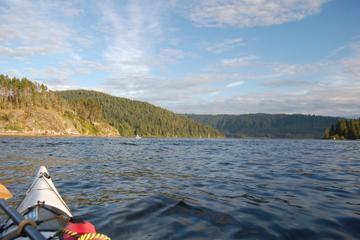 Sortie en kayak à Vancouver