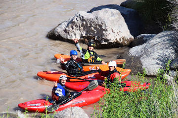 Valais, Switzerland - White water Kayak Courses and Lessons