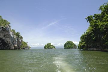 Excursion d'une journée à Los Haitises et Cayo Levantado au départ de...