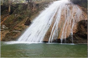 Waterfall and Plantation Tour from Samaná