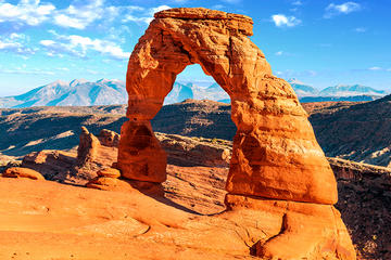 Arches National Park Flight and...