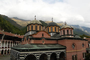 11:00 Rila Monastery and Boyana Church Day Trip from Sofia