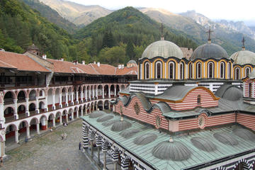 Rila Monastery and Melnik