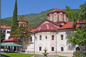 Tagesausflug nach Plowdiw und zum Kloster Batschkowo ab Sofia
