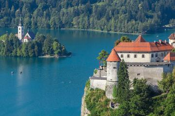 Eslovênia em Um Dia: Excursão de Um Dia para Grupos Pequenos ao Lago...