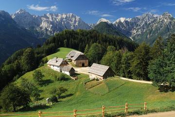 Viagem diurna fora do circuito convencional na Eslovênia saindo de...
