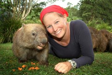 Excursion d'une journée au zoo de Sunshine Coast au départ de Brisbane