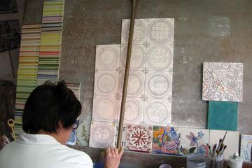 Azulejos e contos de Lisboa: oficina...