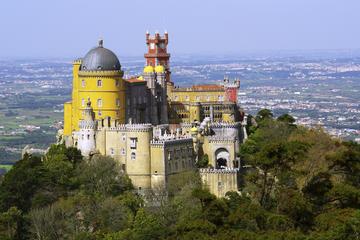 Das Beste von Sintra und Cascais – privater ganztägiger Ausflug