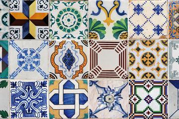 Mosaïques et récits de Lisbonne...