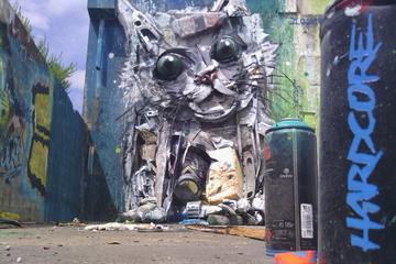Tour condiviso esclusivo dell'arte di strada di Lisbona