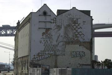 Tour privato esclusivo dell'arte di strada di Lisbona