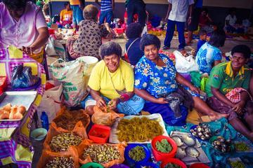 Neighborhoods of Nadi Walking Tour with Traditional Fijian Lunch
