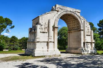 Arles, Saint-Rémy, Les Baux de ...