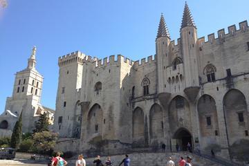 Excursion à Avignon et aux villages du Luberon au départ de Marseille