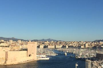 Excursion en bord de mer à Marseille: Aix-en-Provence, le parc...