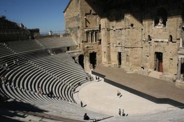Full-day small group tour to Avignon, Pont du Gard, Orange and...