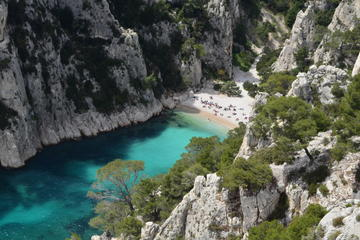 Half-Day Private Tour Cassis Tour - Cliff and Calanques from Marseille