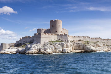 Private Tour: Marseille City and Chateau d'If