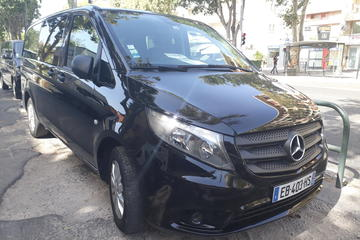 Private Transfer: Marseille Airport or City to Cannes or Nice