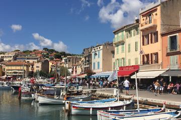 Tagesausflug in kleiner Gruppe von Marseille nach Aix-en-Provence...