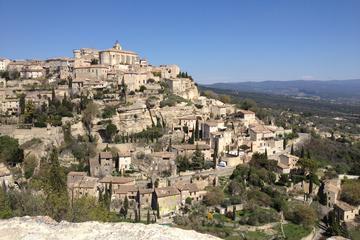 Tour di mezza giornata dei villaggi del Luberon da Aix-en-Provence