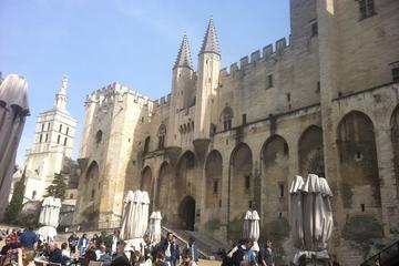 Tour di un giorno di Avignone e villaggi del Luberon da