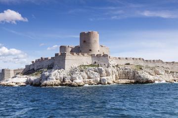 Tour privé: découverte de la ville de Marseille et du château d'If