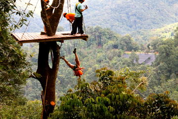3-Night Adrenaline Adventure Tour from Chiang Mai