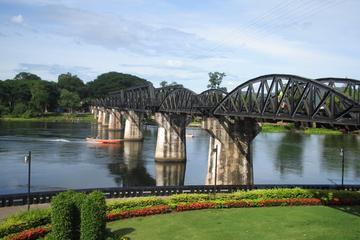 3-tägiges Abenteuer am Fluss Kwai ab...