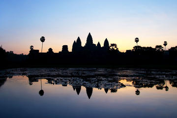 4 Days in Siem Reap with Angkor Wat and countryside bike tour