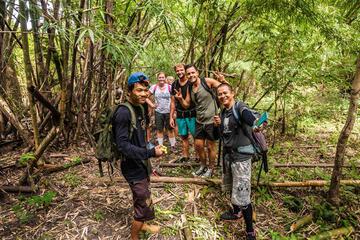 5 Übernachtungen Umphang Trekking...