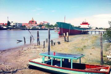 Tour con treno per Mahachai da Bangkok