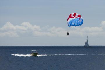 Experiência de Parapente em Waikiki...