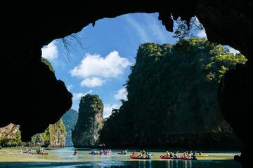Canoeing Through Phuket's Secret...