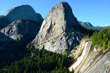 Yosemite Panorama Trail Hike from...