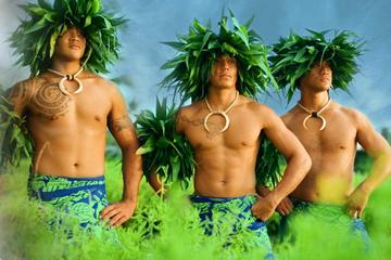 Luau Haleo em Big Island