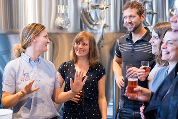 Downtown Victoria Craft Beer and Culinary Tour