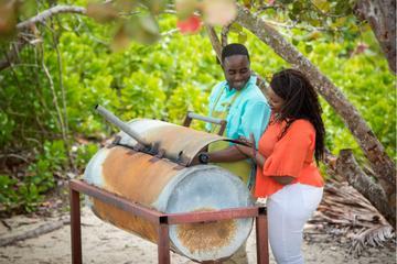 Nassau: Dinnererlebnis in einem privaten Heim
