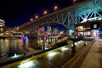 Granville Island Night Photo Tour