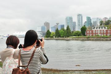 Recorrido fotográfico de Stanley Park en Vancouver