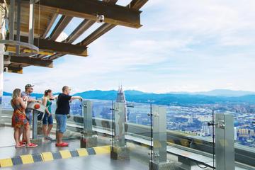 Eintrittskarte zur Aussichtsplattform des Kuala-Lumpur-Turms
