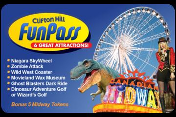 Clifton Hill Fun Pass