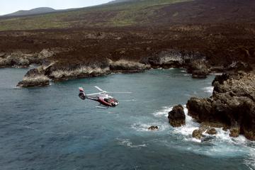 Hubschrauberflug über den...