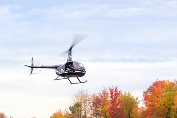 Hudson Valley Fall Foliage Helicopter...