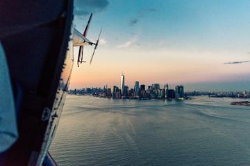 NYC Aerial Photography Workshop in Open Door Helicopter