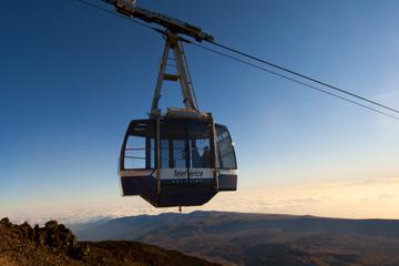 Evite las colas: Billete ida y vuelta del teleférico del Teide